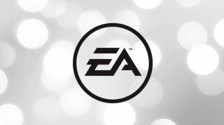The EA logo.