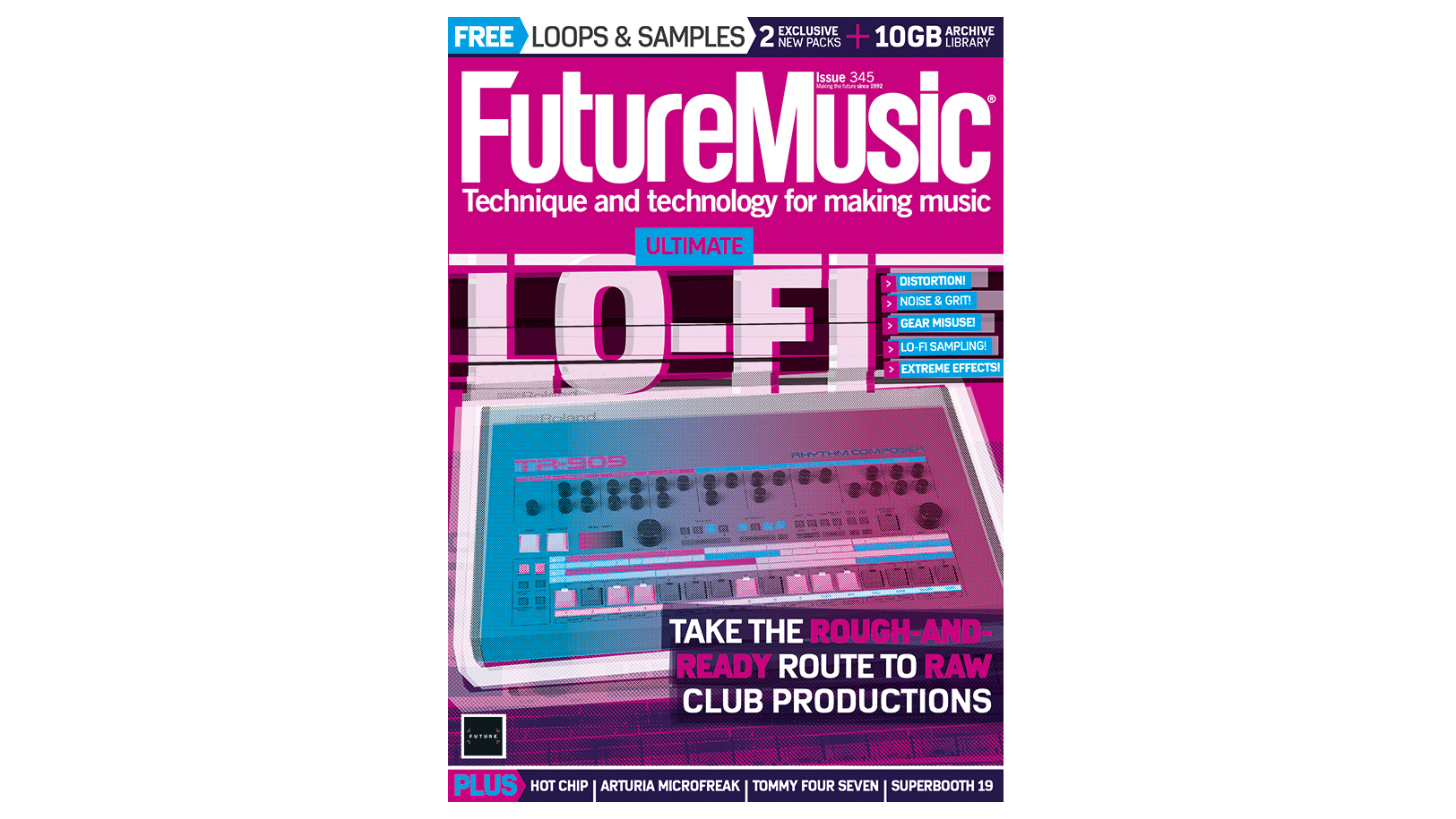 Issue 345 of Future Music is on sale now | MusicRadar