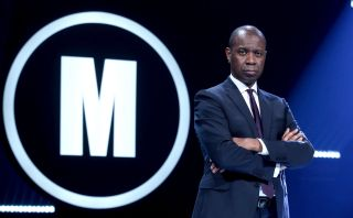 Clive Myrie takes over as the new Mastermind host.