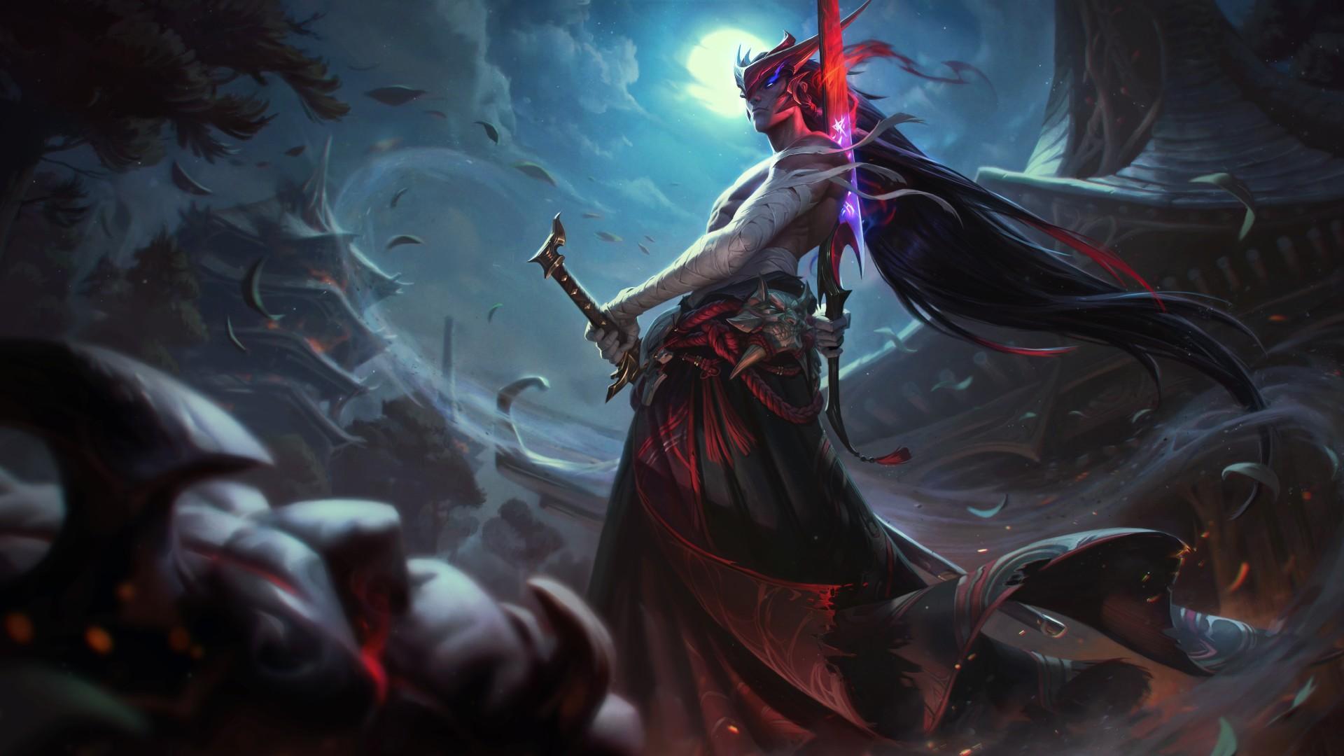 Giải mã 10 ác quỷ bí ẩn trong Phả Hệ Quỷ của LMHT: Thủy tổ ghê rợn tạo nên từ những mảnh thịt thừa, con thứ 7 chính là Yone (P2) - Ảnh 5.