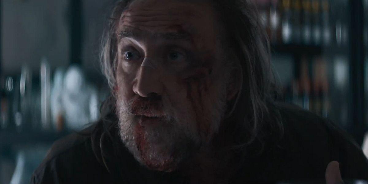 Nicolas Cage in Pig