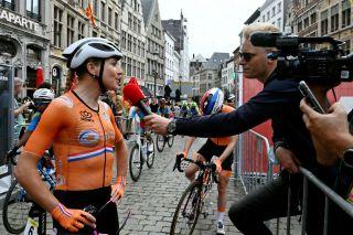 Tensions run high as powerhouse team evaluate their loss to Balsamo in Leuven