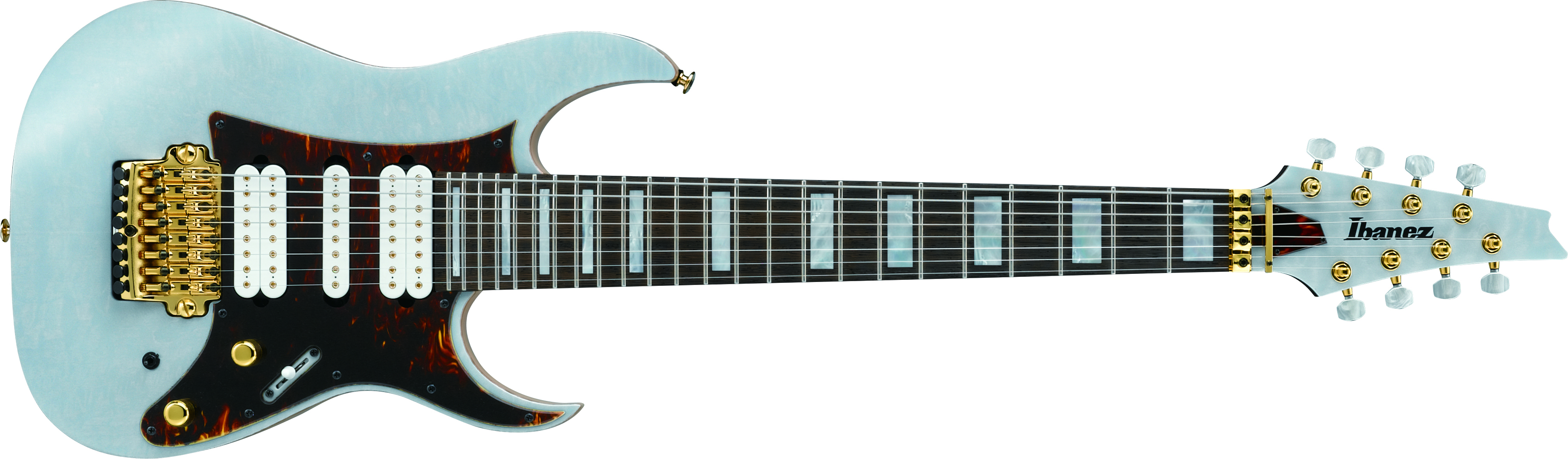 Review Ibanez Tam100 Tosin Abasi Signature Eight String And