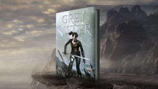 The Book of the Ancestors book Grey Sister