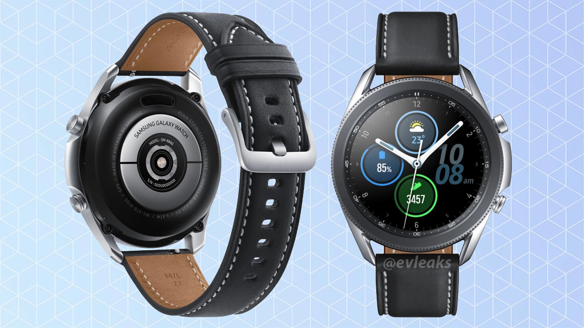 جدیدترین ساعت Samsung Galaxy Watch 3 به بازار عرضه شد