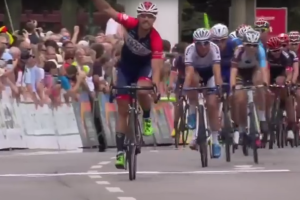 Six riders who celebrated too early and lost the race (videos)