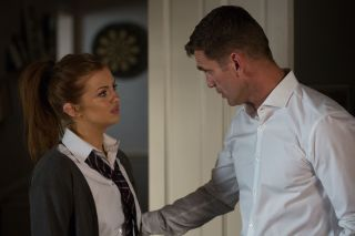 EastEnders Jack Branning tells Tiffany Butcher not to worry