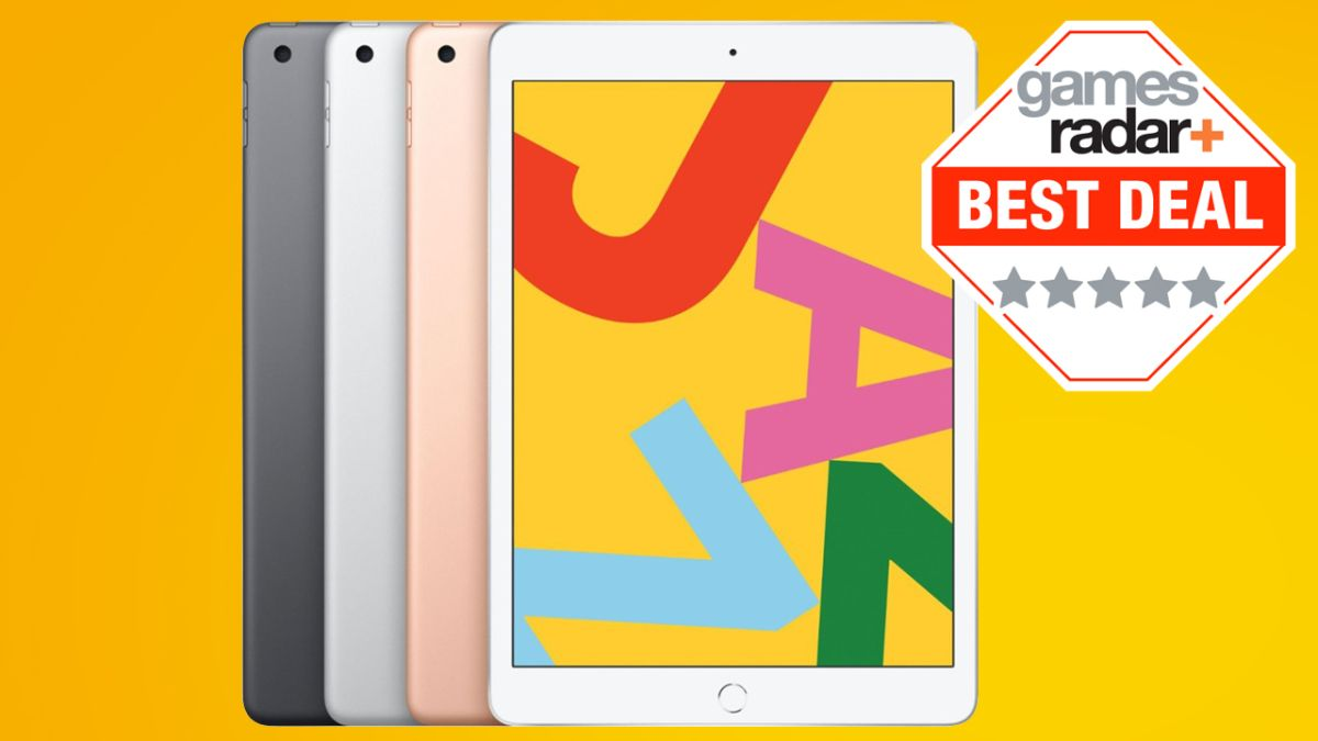 Save $80 in this cheap iPad sale - get the latest model for less