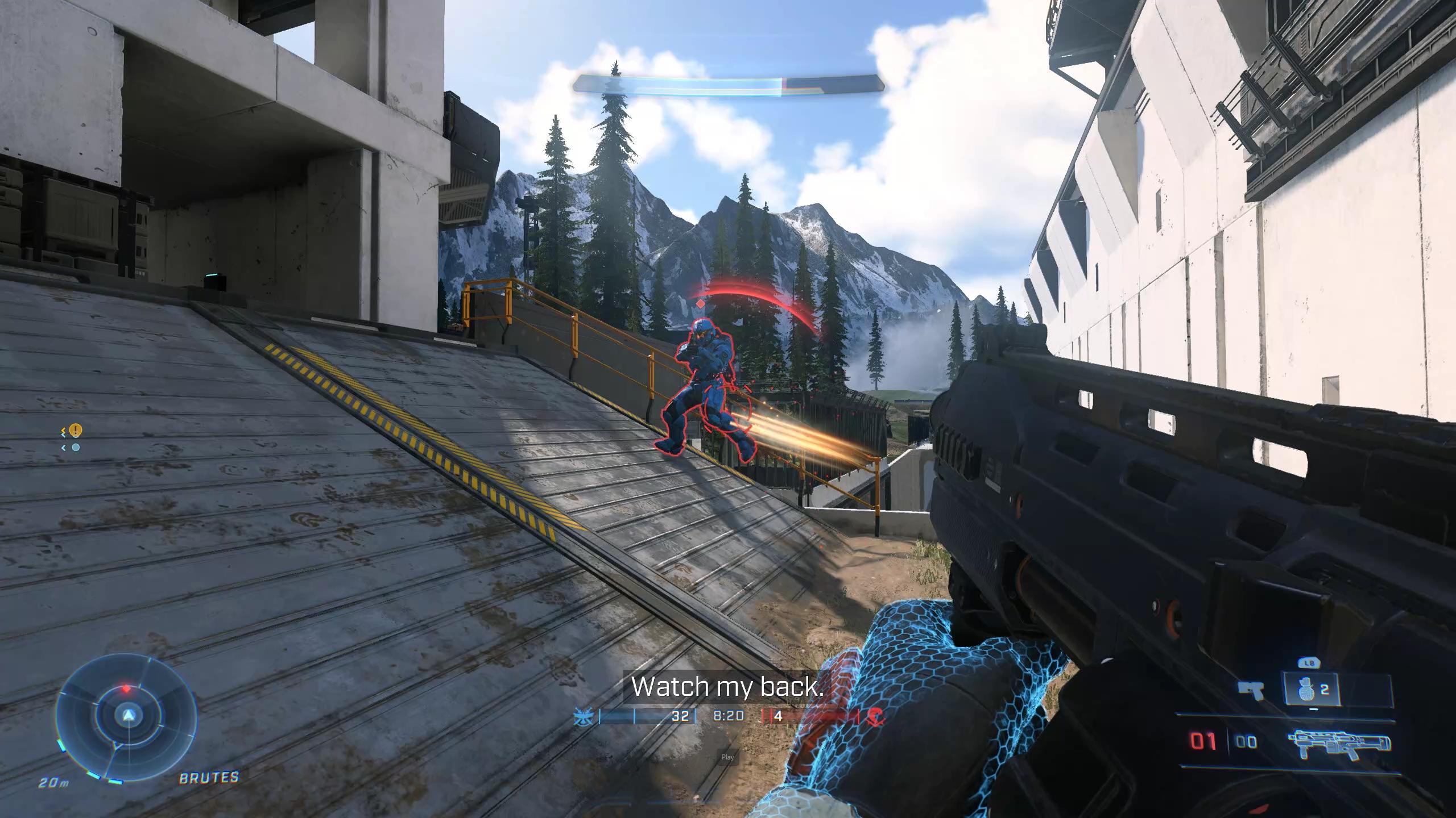 Shooting a blue with the new bulldog shotgun