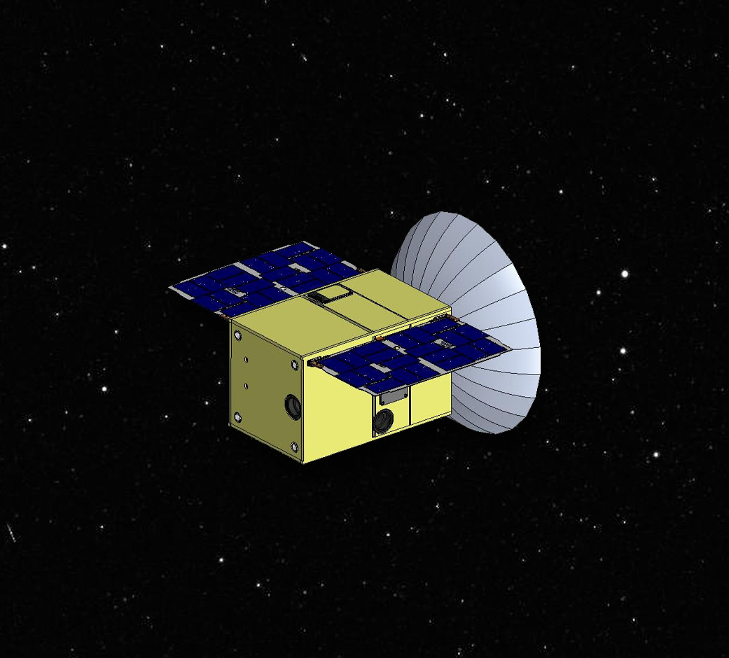 Cubesat Mission Will Be First to Fly Lunar Gateway's Unusual Orbit