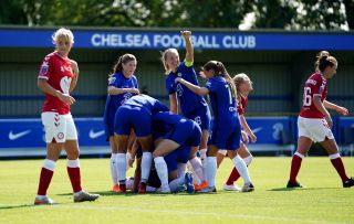 Chelsea v Bristol City – Barclays FA Women's Super League – Kingsmeadow Stadium
