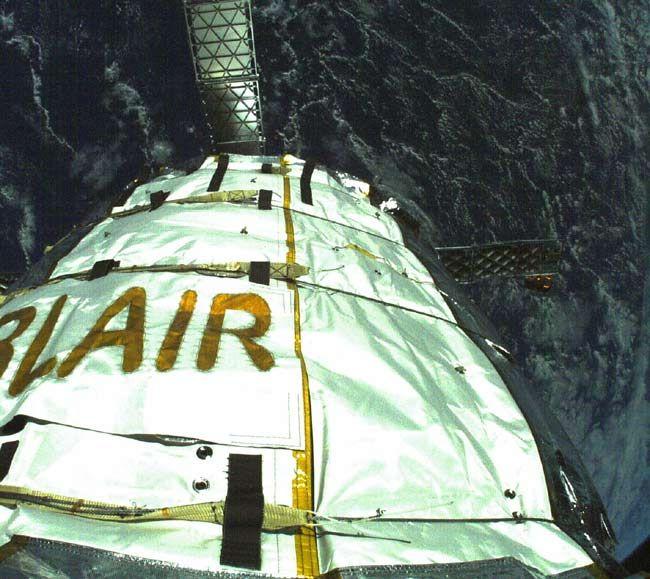No Space Crash: Dead Russian Satellite Just Missed an Old Habitat Prototype in Orbit