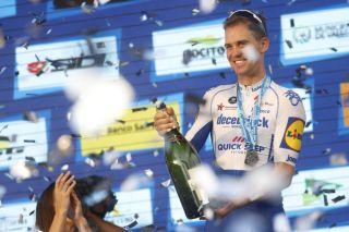 Zdenek Stybar (Deceuninck-QuickStep) wins stage 6 of the 2020 Vuelta a San Juan