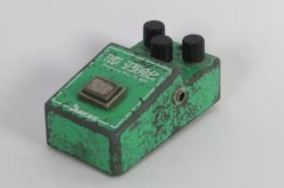 For Sale: Stevie Ray Vaughan's Ibanez TS-808 Tube Screamer | Guitarworld