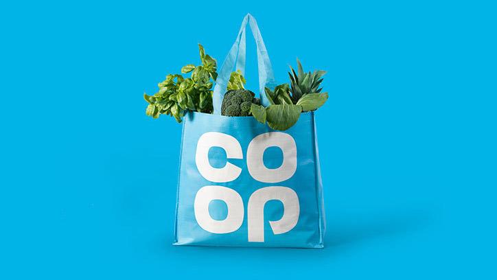 Logo design: Coop