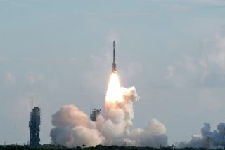 U.S. Launches Two Experimental Missile Defense Satellites