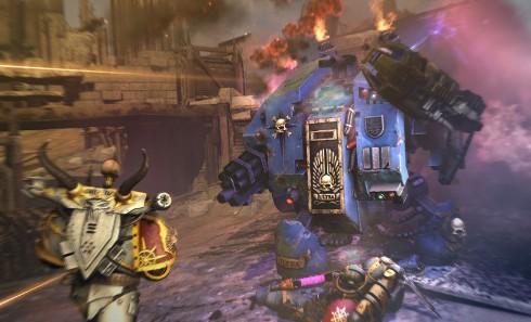 Warhammer 40,000: Space Marine Dreadnought DLC Adds New Multiplayer Mode #20334