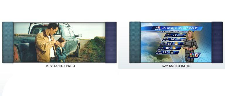 LG TV concept