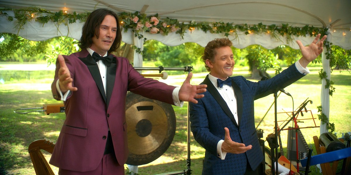 Bill And Ted Face The Music Writer Responds To More Sequel Rumors