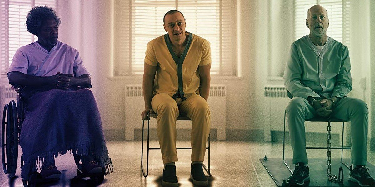 Glass poster (2019)