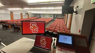 The University of Southern California (USC) has deployed a vast AV network to over 248 learning environments that will be foundational for a new hybrid distance/on campus educational program the school will roll out this fall.