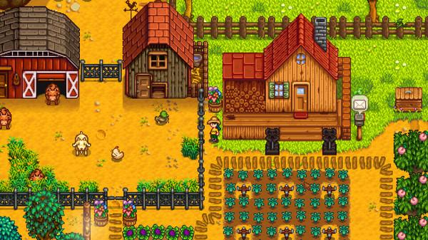 best Nintendo Switch games: stardew valley