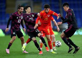 Wales v Mexico – International Friendly – Cardiff City Stadium