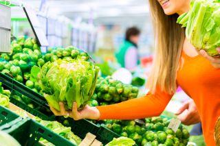 vegetables, veggies, grocery store