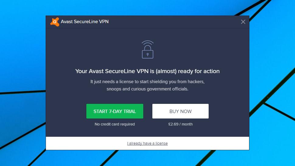 secureline vpn?