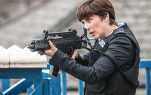 Kate se enfrenta a Dot Cottan en Line of Duty.