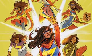 Ms. Marvel: Beyond the Limit #1