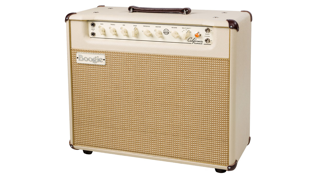 Mesa/Boogie goes back to its roots with California Tweed 6V6 4:40 guitar amp | MusicRadar
