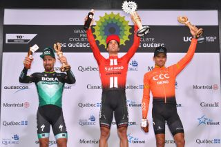 Michael Matthews, Greg Van Avermaet, Peter Sagan