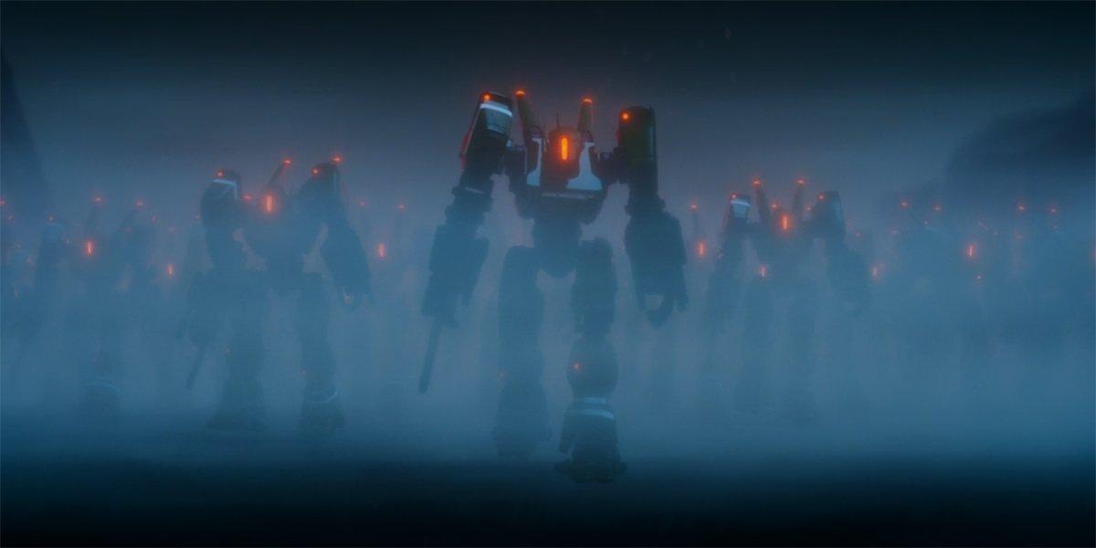 What If Killmonger Stark Industries robots