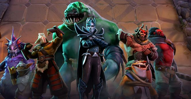 Dota Underlords is a streamlined Auto Chess with some nice tweaks