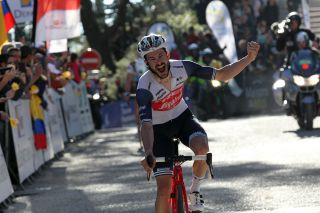 Tour Cycliste International du Var et des Alpes Maritimes 2020 - 52nd Edition - 3rd stage La Londe - Le Mont Faron 136 km - 23/02/2020 - Julien Bernard (FRA - Trek - Segafredo) - photo Regis Garnier/BettiniPhoto©2020