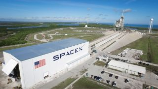 SpaceX Falcon 9 Facility