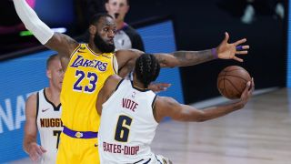 Lakers vs Nuggets live stream: Game 1 of NBA playoffs