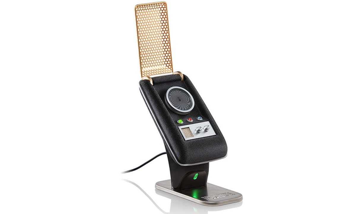 Star Trek Bluetooth Communicator Couldn't Be Cooler | Tom's Guide