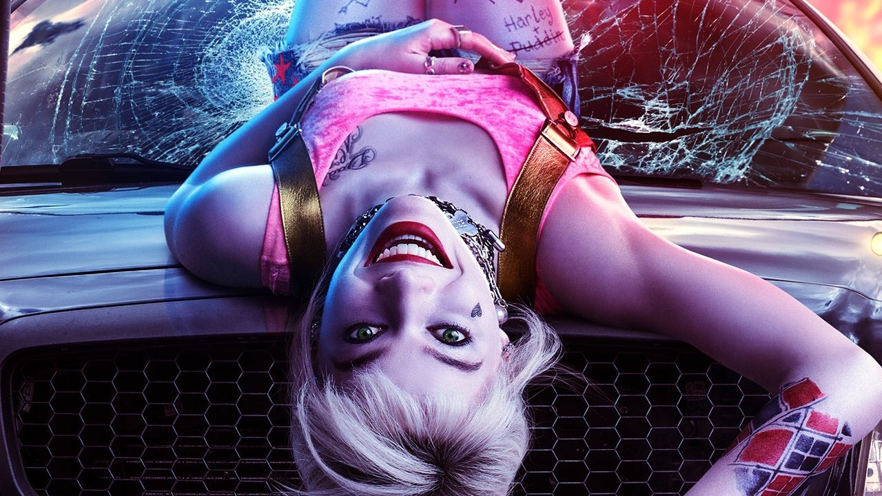 New Harley Quinn Posters And A Brief Clip Tease The Official Birds Of Prey Trailer Gamesradar