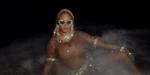 Beyonce Shot One Black Is King Scene In Her Own Backyard