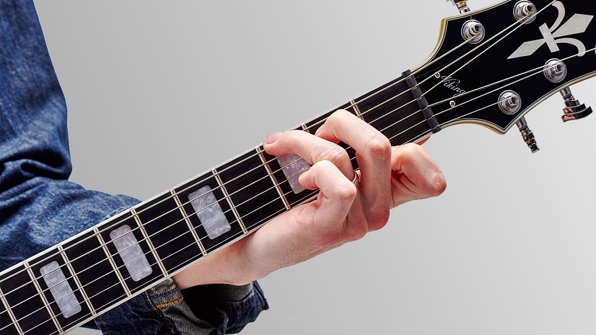 Beginner guitar: learn CAGED chords and unlock the fretboard