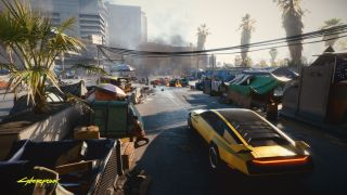 New Cyberpunk 2077 screenshots are here and I want that car
