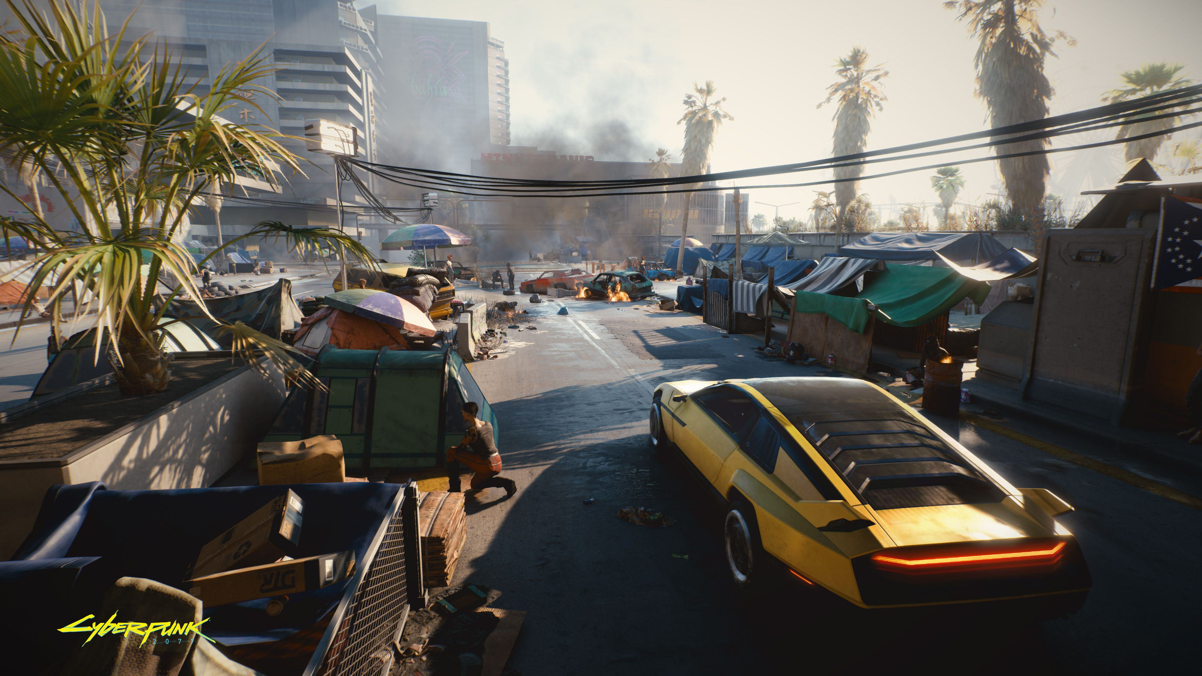 Cyberpunk 2077's map will be 1.5 times larger than GTA 5's ...