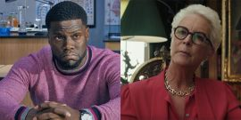 Kevin Hart Has A 7-Foot Co-Star In Borderlands Movie And Jamie Lee Curtis Can't Get Enough Of The Height Difference