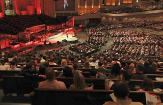 Texas Megachurch Gets an Audio Upgrade for the Masses