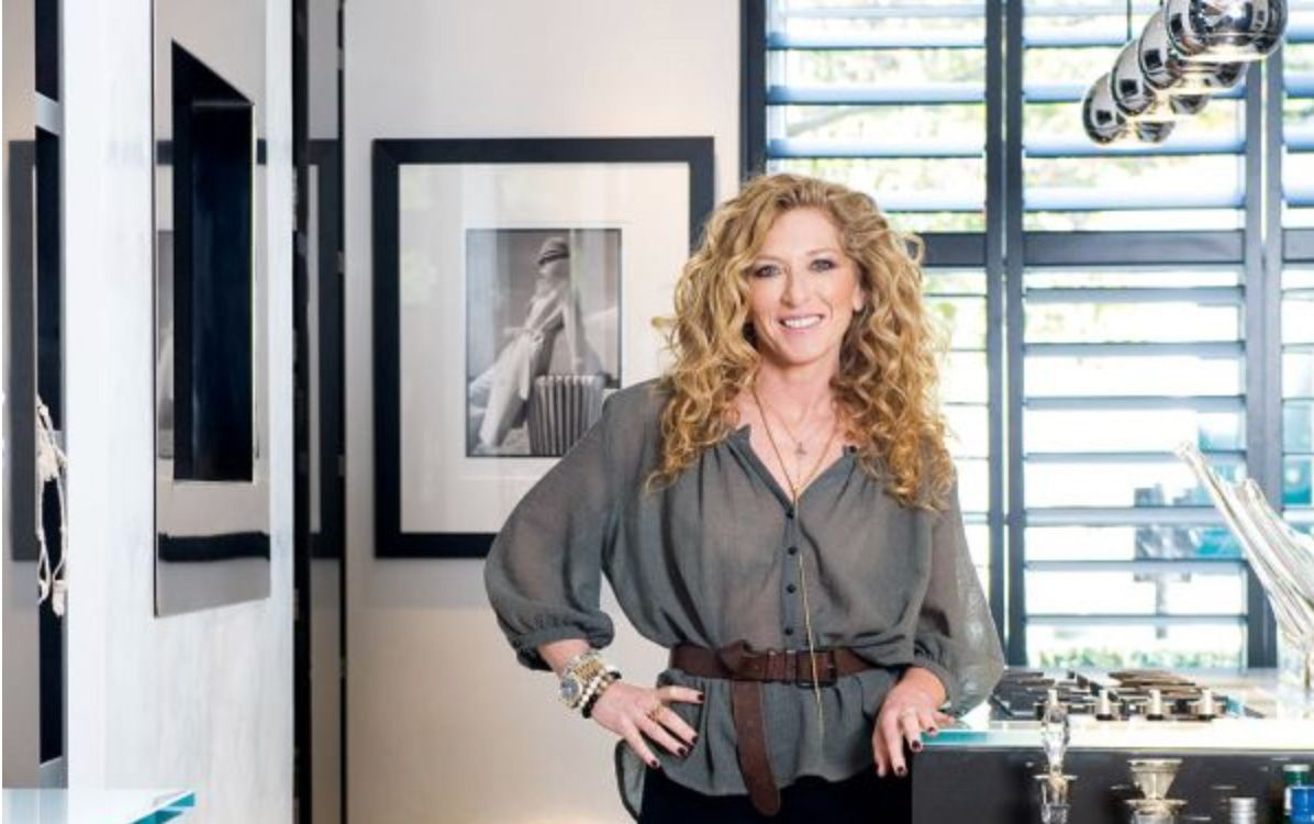 Kelly Hoppen reveals her favorite Christmas decorating tips – and two are bombshells