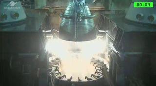 Ariane 5's Vulcain 2 cryogenic liquid engine