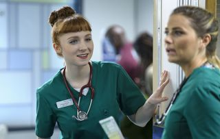 Bea Kinsella - first look at Casualty's new medic