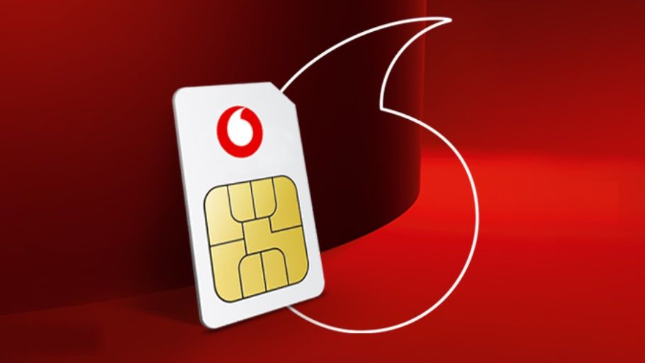 Vodafone's mega 100GB SIM only deal returns - and this time with cashback